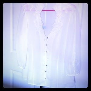 Chiffon Blouse by Together